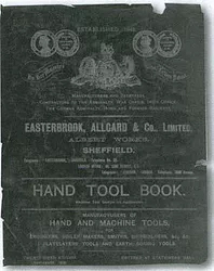 A product brochure for Easterbrook, Allcard & Co Ltd dated 1900.